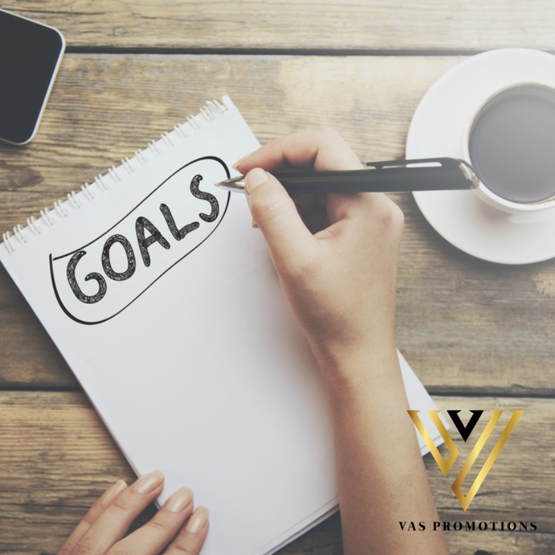 VAS Promotions discuss the importance of setting stratospheric goals