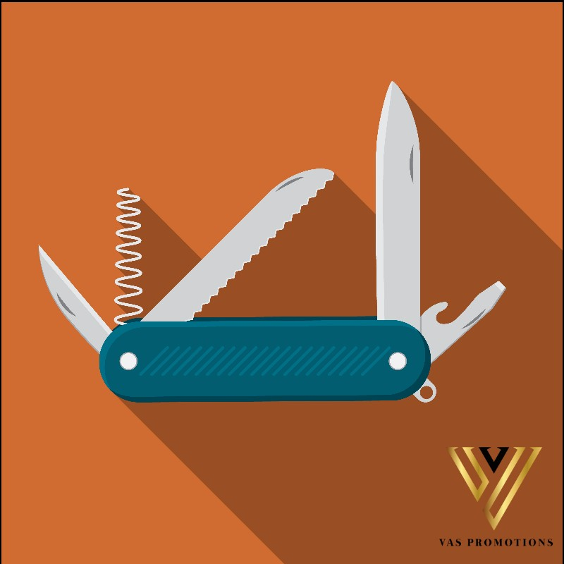 "Vas Promotions Encourage Entrepreneurs to be ""like a Swiss Army knife"""