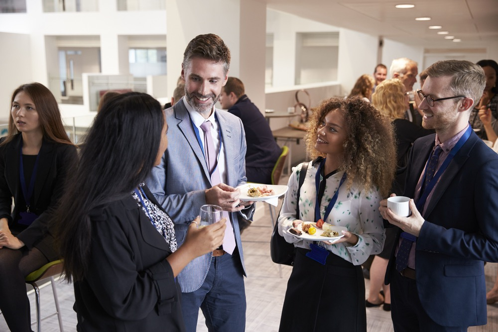 VAS Promotions introduce new 1 to 1 networking training in hopes of building stronger team dynamics