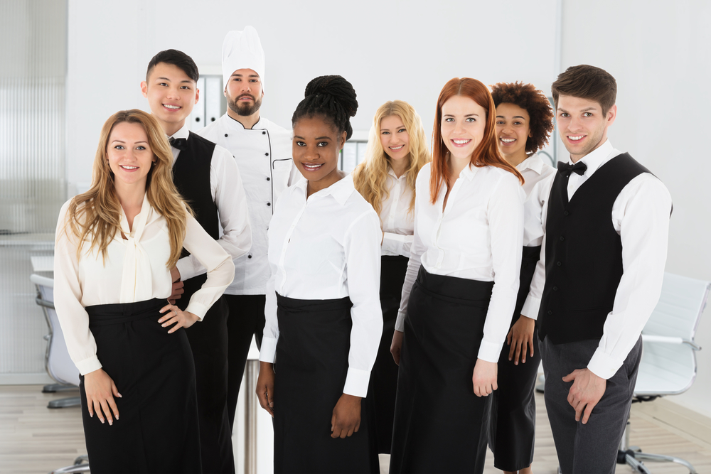 Calling hospitality workers – Vas Promotions want you!