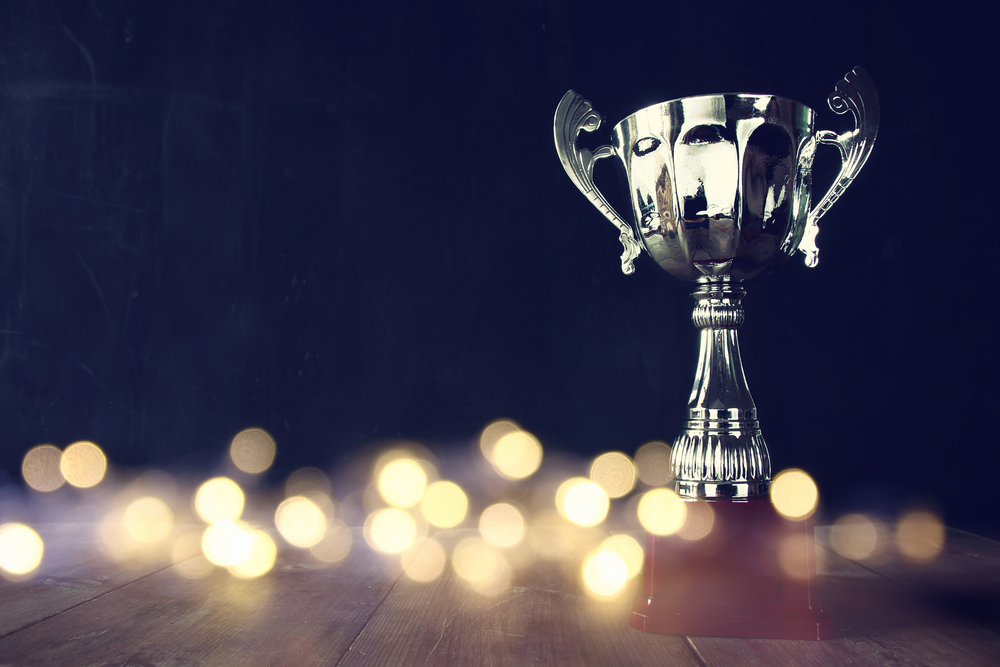 Vas Promotions MD scoops award at 2019 UK Sales & Marketing Awards Gala