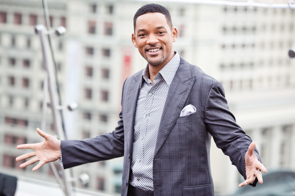 Vas Promotions get inspired by Will Smith's unflappable work ethic